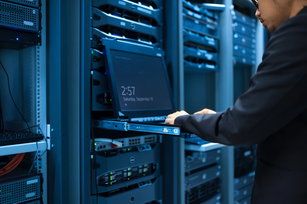Multi-vendor IT Support, DTI is the leading provider of IT maintenance and support for data centers